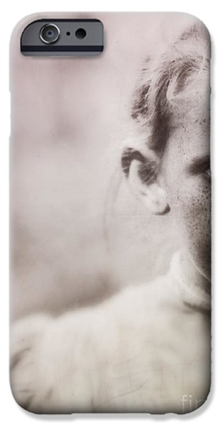 Labor iPhone Cases - The Stare iPhone Case by Edward Fielding