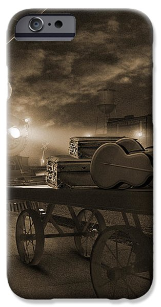 The Station 2 iPhone Case by Mike McGlothlen