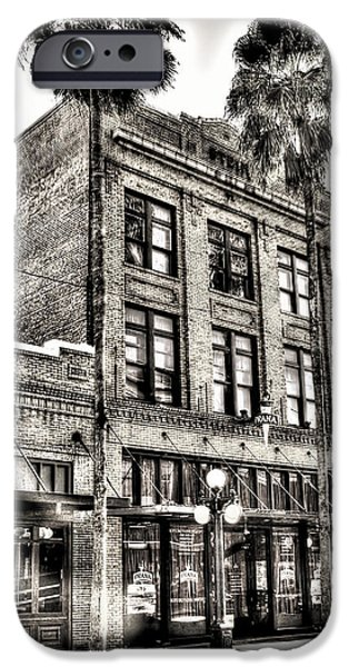 Historic Buildings iPhone Cases - The Stein Building iPhone Case by Marvin Spates
