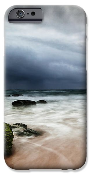 The storm iPhone Case by Jorge Maia