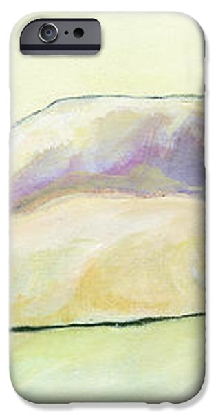 The Sunbather iPhone Case by Pat Saunders-White