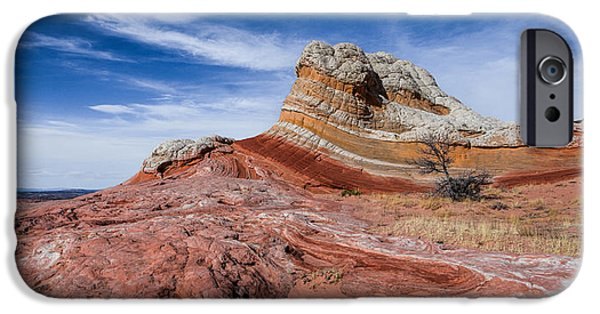 Swirl iPhone Cases - The Swirl iPhone Case by Chad Dutson