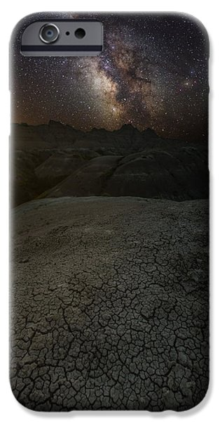 Harsh iPhone Cases - The Unforgiven iPhone Case by Aaron J Groen