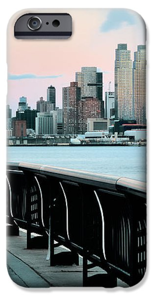 The Upper West Side iPhone Case by JC Findley