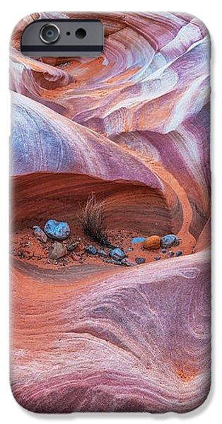 The Valley Eye iPhone Case by Darren  White