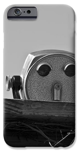 The Viewer No. 1 iPhone Case by David Gordon