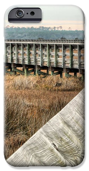 The Walkway iPhone Case by JC Findley