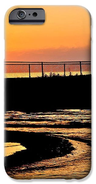 The Weekend iPhone Case by Frozen in Time Fine Art Photography