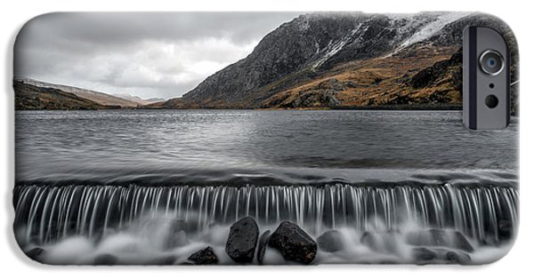 Snow iPhone Cases - The Weir iPhone Case by Adrian Evans