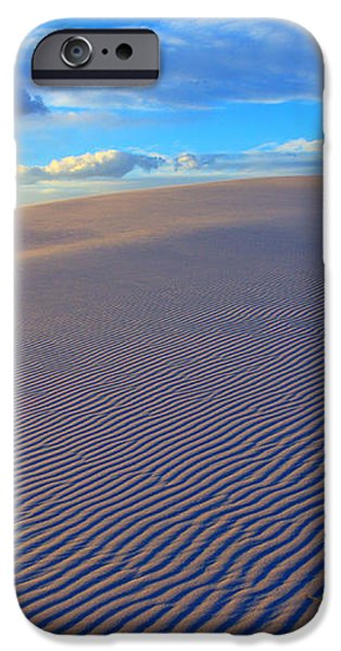 The Wonder Of New Mexico iPhone Case by Bob Christopher