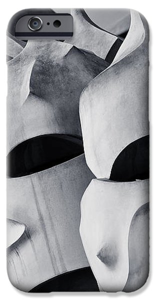 The World of Gaudi iPhone Case by Erik Brede
