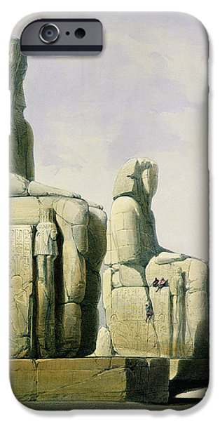 Thebes iPhone Case by David Roberts