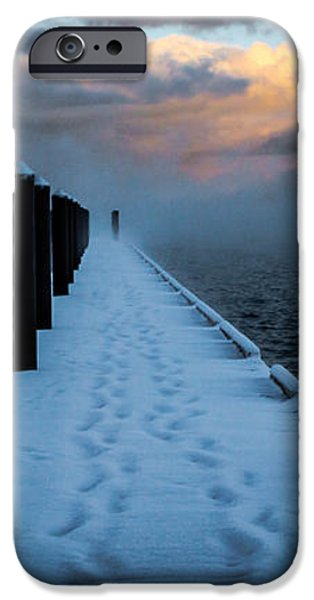 There And Back iPhone Case by Mitch Shindelbower