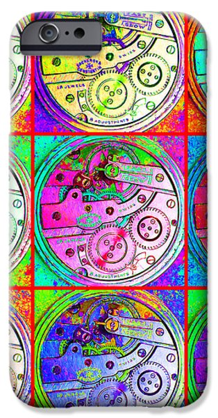 There Is Never Enough Time 20130606 iPhone Case by Wingsdomain Art and Photography