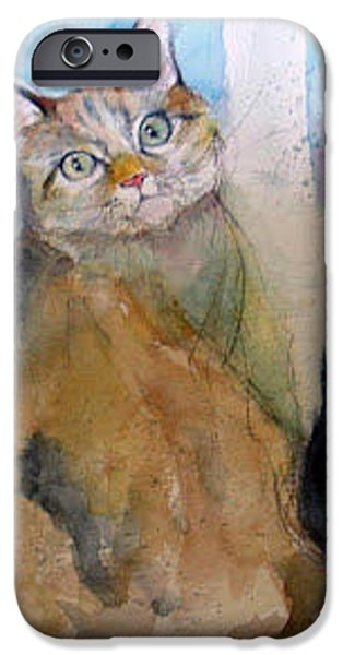 Eva Marie iPhone Cases - There You Are iPhone Case by Eva Marie Tanner-Klaas
