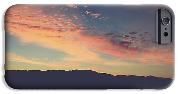Napa Photographs iPhone Cases - Theres Only Here and Now iPhone Case by Laurie Search