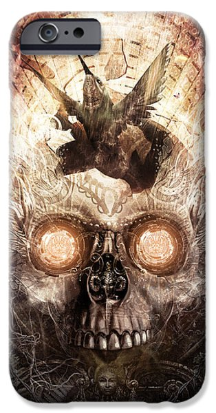 Freedom iPhone Cases - This Fight We Stand iPhone Case by Cameron Gray