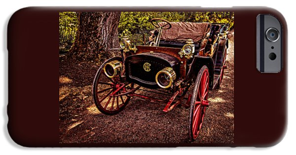 Automotive iPhone Cases - This Old Car iPhone Case by Thom Zehrfeld