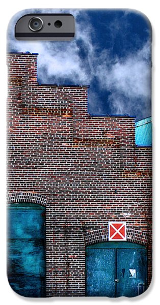 Michelin iPhone Cases - This Property is Condemned iPhone Case by Colleen Kammerer