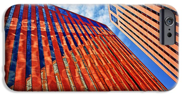 Nebraska iPhone Cases - This Then Is Art #2 iPhone Case by Nikolyn McDonald