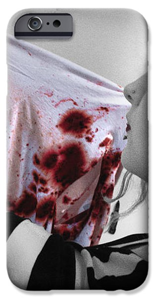 This will never wash out. iPhone Case by Steven Walker