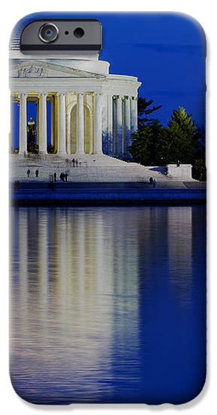 Thomas Jefferson Memorial iPhone Case by Andrew Pacheco