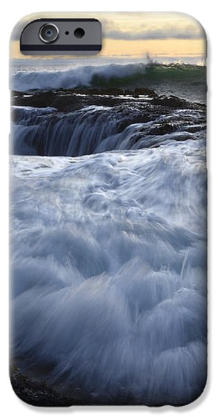 Thors Well 2 iPhone Case by Bob Christopher