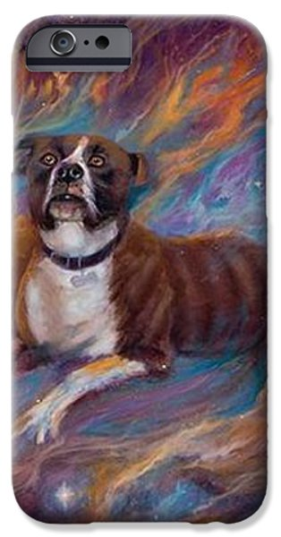 If Dogs Go To Heaven iPhone Case by Sherry Strong