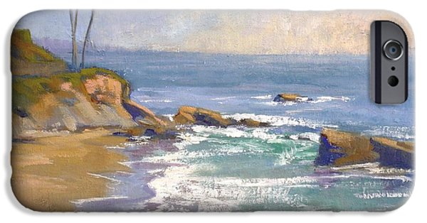 Heisler Park iPhone Cases - Threes Company iPhone Case by Sharon Weaver