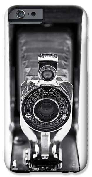 Through the Lens iPhone Case by John Rizzuto