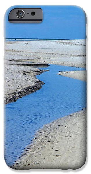 Tidal Pools iPhone Case by Susan Leggett