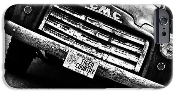 South Louisiana iPhone Cases - Tiger Country iPhone Case by Scott Pellegrin