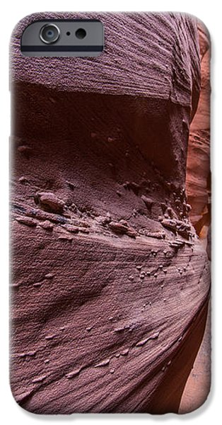 Tight Squeeze iPhone Case by Dustin  LeFevre