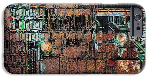 Upgrade iPhone Cases - Time For A Motherboard Upgrade 20130716 iPhone Case by Wingsdomain Art and Photography