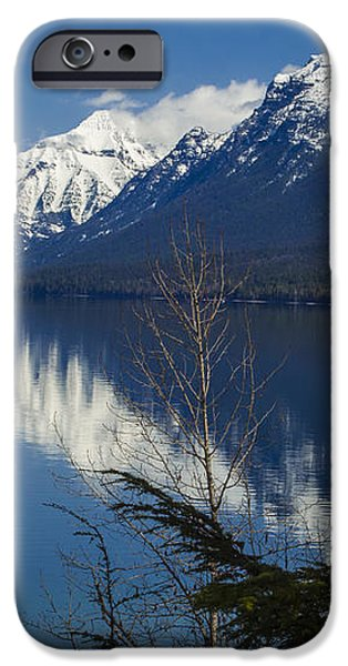 Time for Reflection iPhone Case by Fran Riley