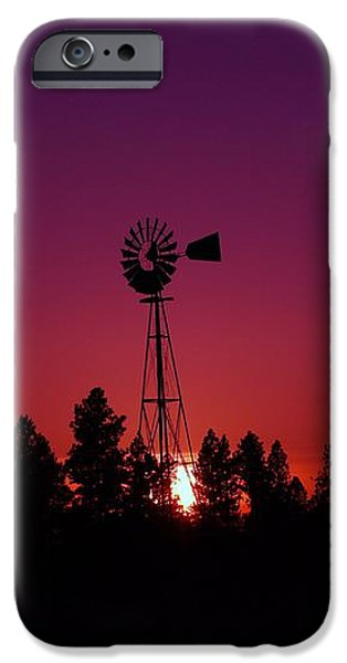 TIME GONE BY  iPhone Case by Jeff  Swan