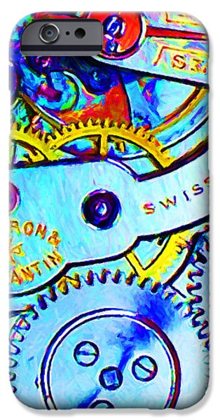 Time In Abstract 20130605 Long iPhone Case by Wingsdomain Art and Photography