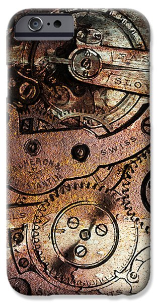 Time In Abstract 20130605rust Square iPhone Case by Wingsdomain Art and Photography