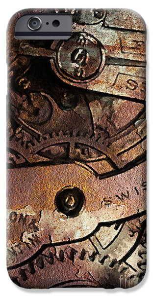 Time In Abstract 20130605rust iPhone Case by Wingsdomain Art and Photography