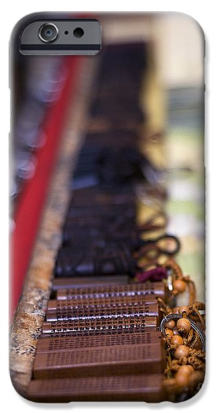 Key Signature iPhone Cases - Time Stamp iPhone Case by Ivy Ho
