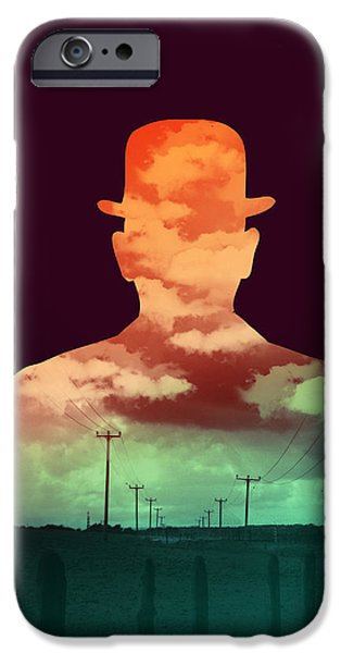 Time stood still iPhone Case by Budi Satria Kwan