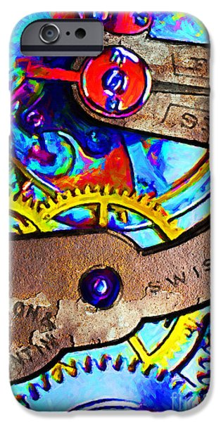 Time Waits For Nobody 20130605 iPhone Case by Wingsdomain Art and Photography