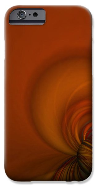 Time Warp iPhone Case by Mary Machare