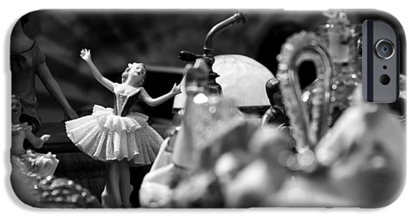 Ballet Dancers Photographs iPhone Cases - Tiny Dancer iPhone Case by Marco Oliveira