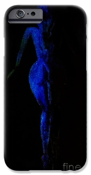 Ballet Dancers iPhone Cases - Tippy Toes iPhone Case by Sarah  Rachel