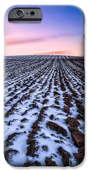 Fresh Snow iPhone Cases - To infinity iPhone Case by John Farnan