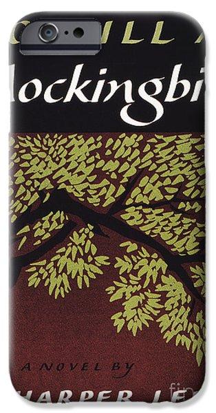 Mockingbird iPhone Cases - To Kill A Mockingbird, 1960 iPhone Case by Granger