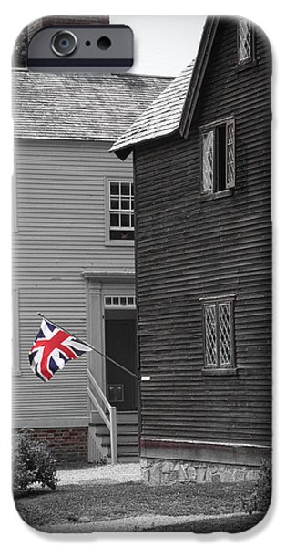 The White House Photographs iPhone Cases - To See The Color iPhone Case by K Hines
