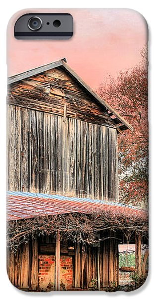 Tobacco Road iPhone Case by JC Findley