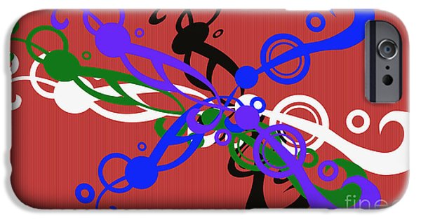 Multimedia iPhone Cases - Togetherness iPhone Case by Tina M Wenger